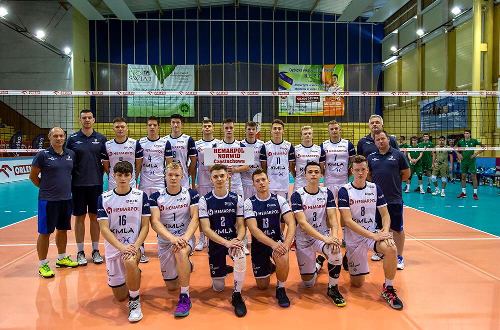 Hemarpol Norwid Częstochowa (MMP Finał Juniorów Grupa A sezon 2019/2020)