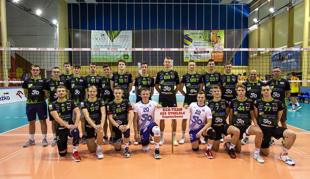 ECO-TEAM AZS Stoelzle Częstochowa (MMP Finał Juniorów Grupa A sezon 2019/2020)