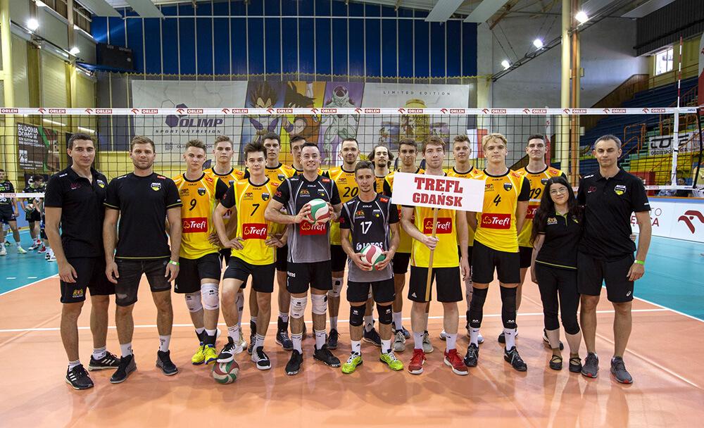 Trefl Gdańsk (MMP Finał Juniorów Grupa A sezon 2019/2020)