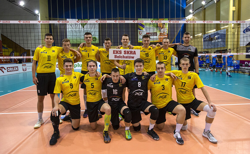 EKS Skra Bełchatów (MMP Finał Juniorów Grupa B sezon 2019/2020)