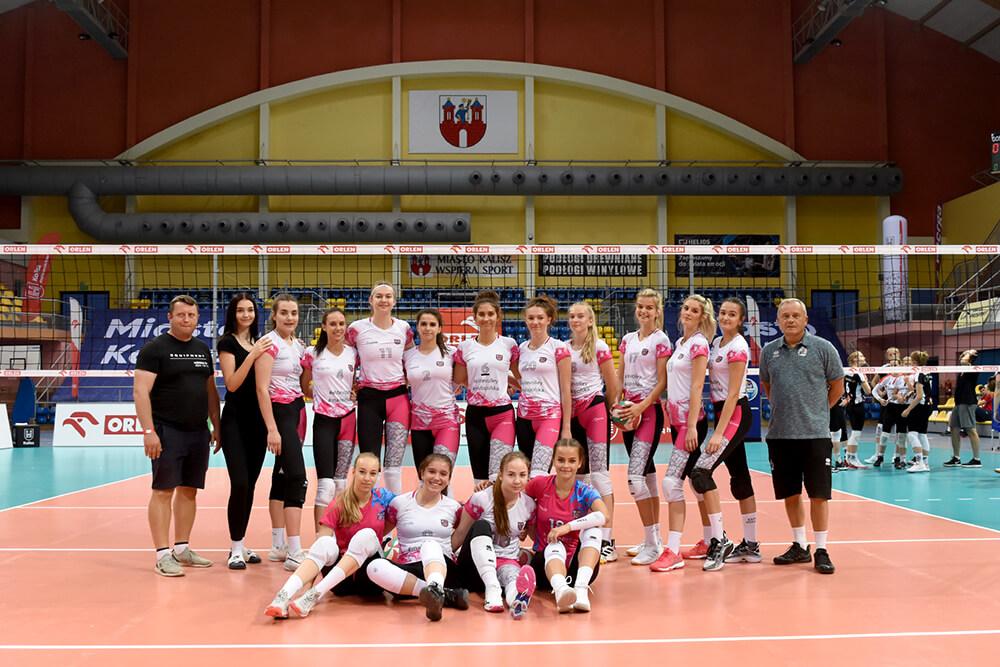 Elite Volley Kraków (MMP Finał Juniorek Grupa B sezon 2019/2020)