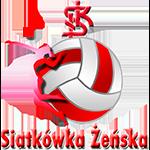 ŁKS Siatkówka Żeńska Szkoła Gortata Łódź Logo