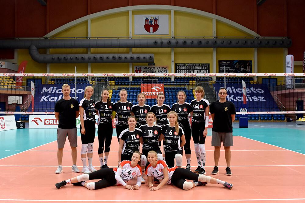 ŁKS Siatkówka Żeńska Szkoła Gortata Łódź (MMP Finał Juniorek Grupa B sezon 2019/2020)
