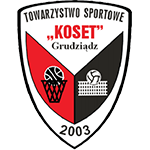 TS Koset Grudziądz Logo