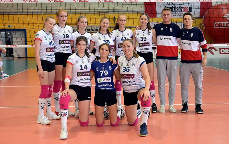 Energa MKS Kalisz (MMP Finał Młodziczek Grupa A sezon 2019/2020)