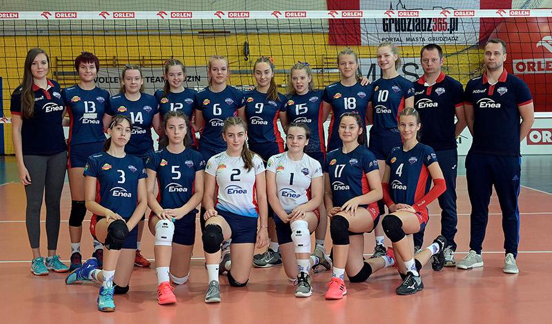 Enea Energetyk Poznań (MMP Finał Młodziczek Grupa A sezon 2019/2020)