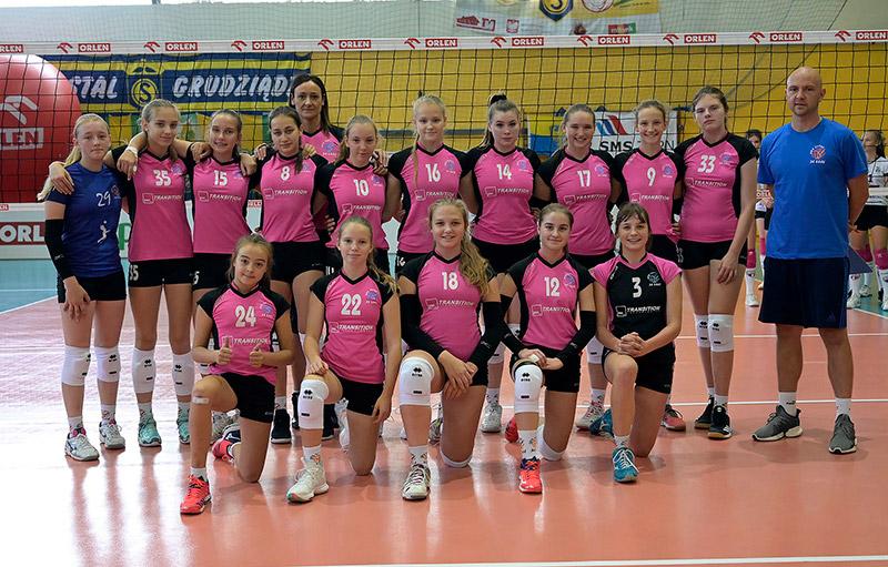 UKS Volley 34 Łódź (MMP Finał Młodziczek Grupa A sezon 2019/2020)