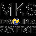 MKS Dwójka Zawiercie Logo