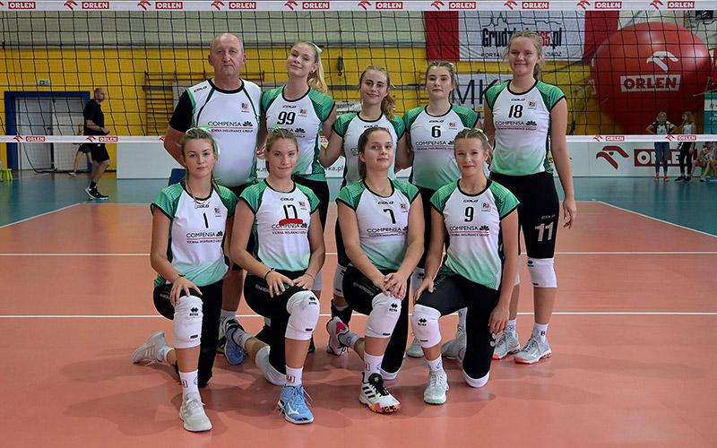 MUKS Pasek Będzin (MMP Finał Młodziczek Grupa B sezon 2019/2020)