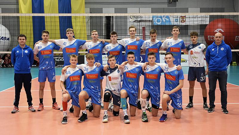 MOS Wola Warszawa (MMP Finał Juniorów Młodszych Grupa A sezon 2019/2020)