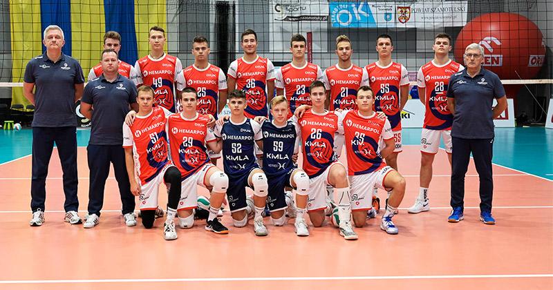 Hemarpol Norwid Częstochowa (MMP Finał Juniorów Młodszych Grupa A sezon 2019/2020)