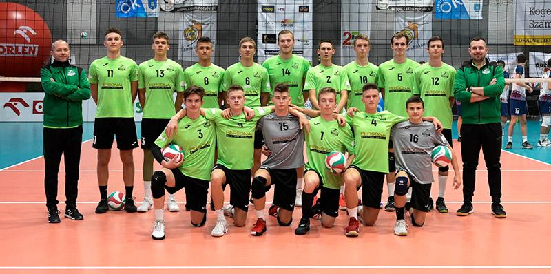 KS Lechia 1923 Tomaszów Mazowiecki (MMP Finał Juniorów Młodszych Grupa B sezon 2019/2020)