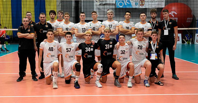 AT Jastrzębski Węgiel (MMP Finał Juniorów Młodszych Grupa B sezon 2019/2020)