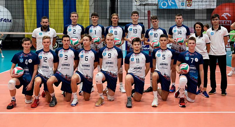 UKS Szamotulanin Szamotuły (MMP Finał Juniorów Młodszych Grupa B sezon 2019/2020)