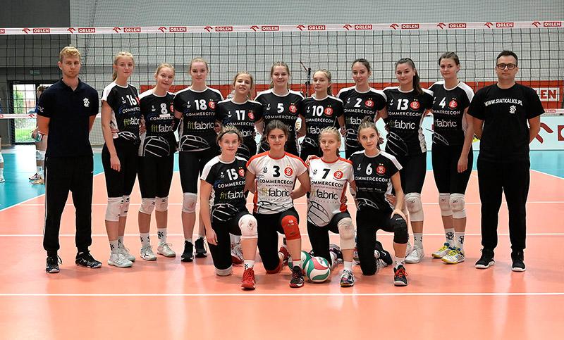 ŁKS Siatkówka Żeńska Szkoła Gortata Łódź (MMP Finał Juniorek Młodszych Grupa B sezon 2019/2020)