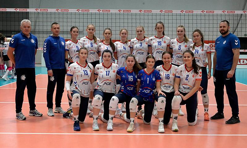 LTS Legionovia Legionowo (MMP Finał Juniorek Młodszych Grupa B sezon 2019/2020)