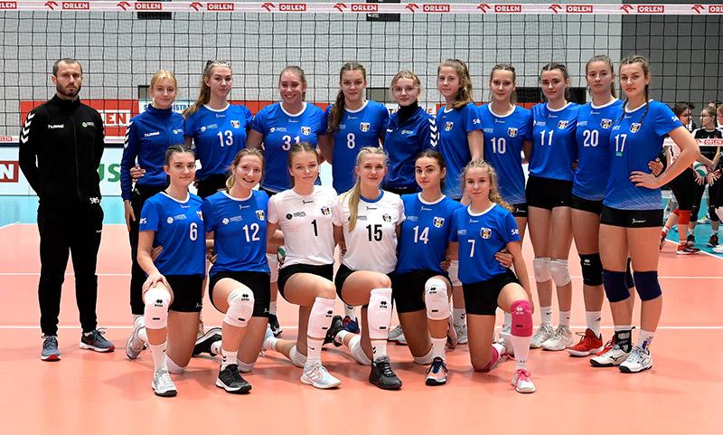 MKS Dąbrowa Górnicza (MMP Finał Juniorek Młodszych Grupa B sezon 2019/2020)