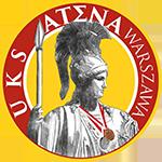 UKS Atena Warszawa Logo