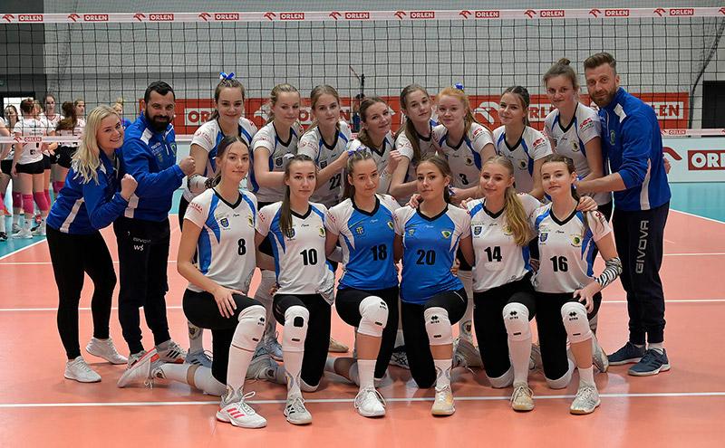 SMS Solna Wieliczka (MMP Finał Juniorek Młodszych Grupa A sezon 2019/2020)