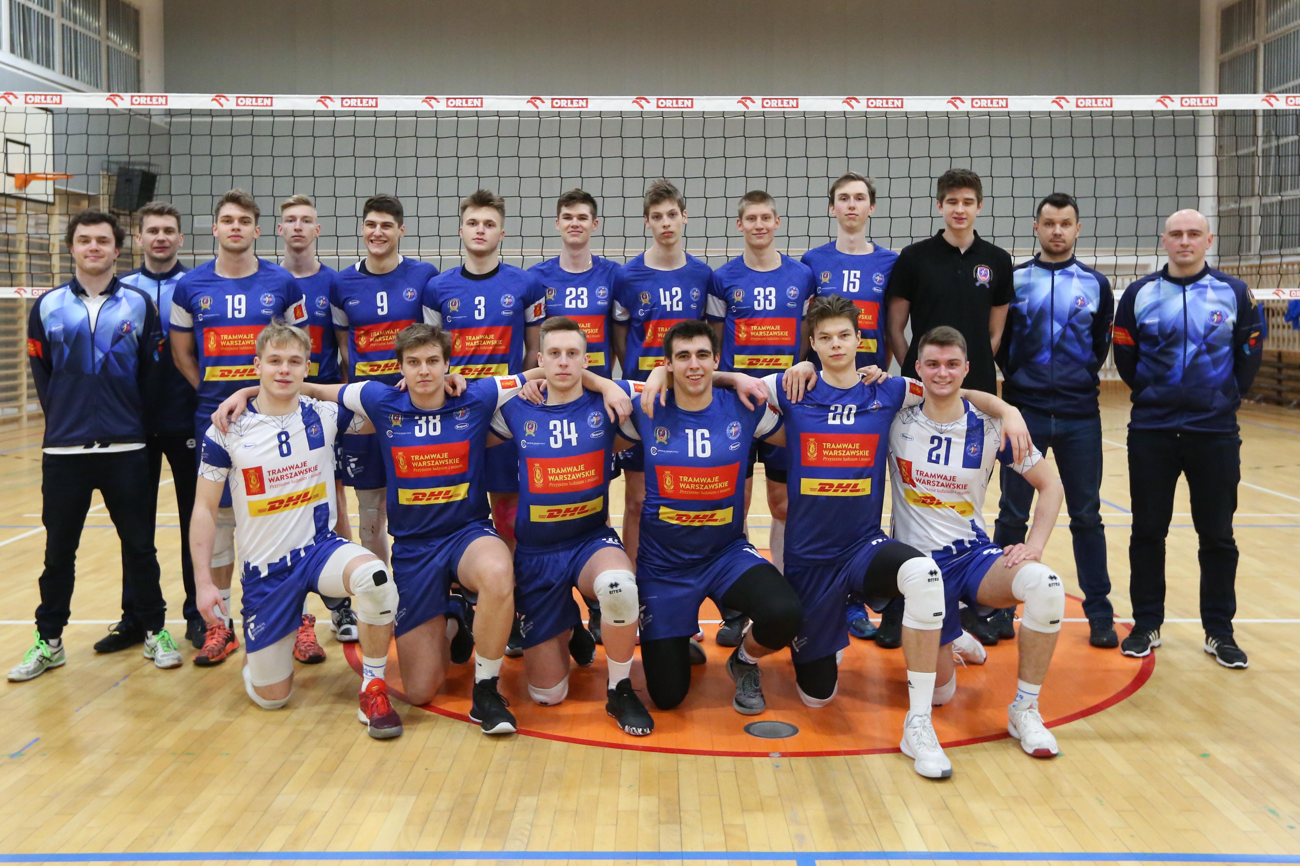 UMKS MOS Wola Warszawa (MMP półfinał Juniorów Grupa 1 sezon 2020/2021)