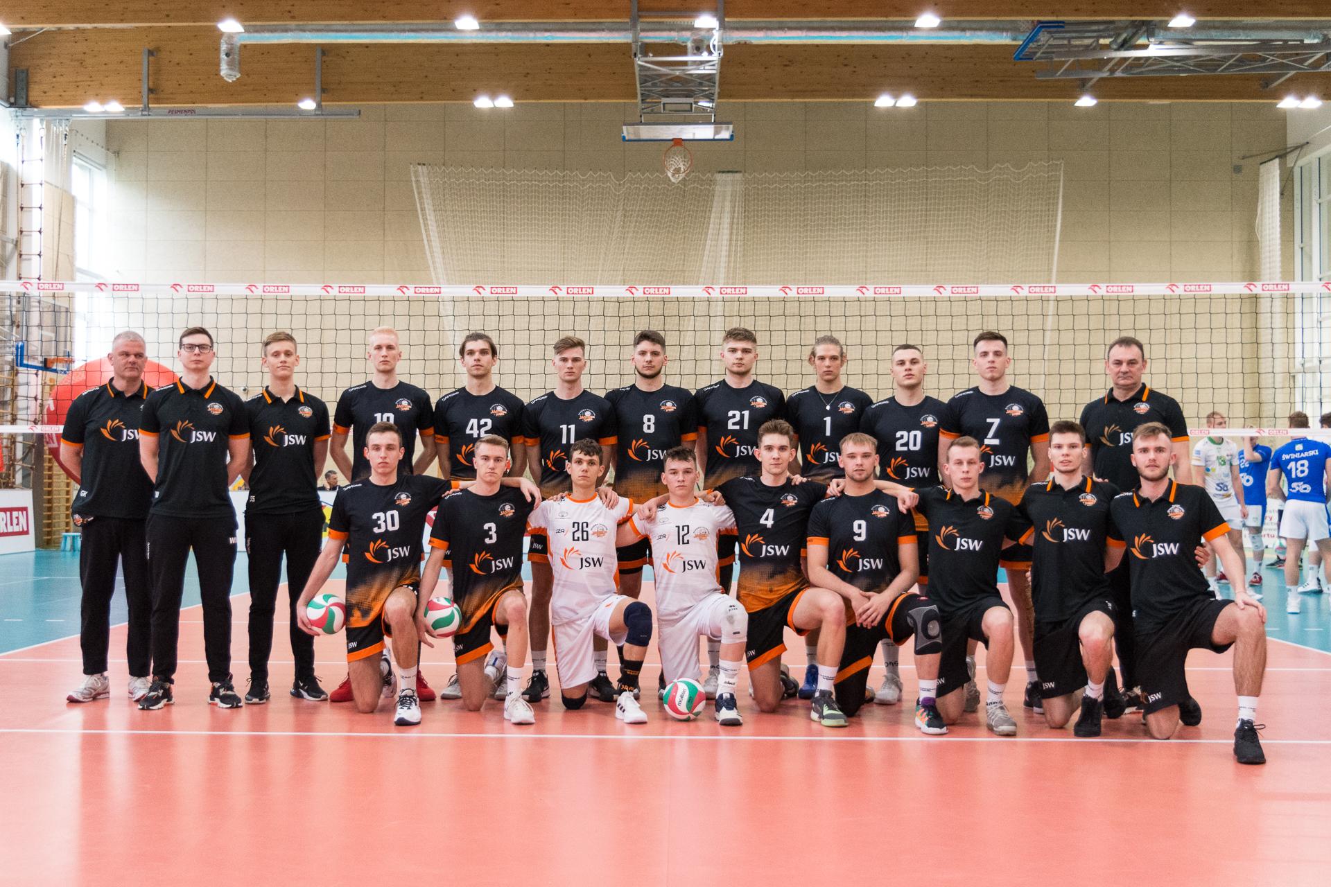 Jastrzębski Węgiel (MMP półfinał Juniorów Grupa 4 sezon 2020/2021)