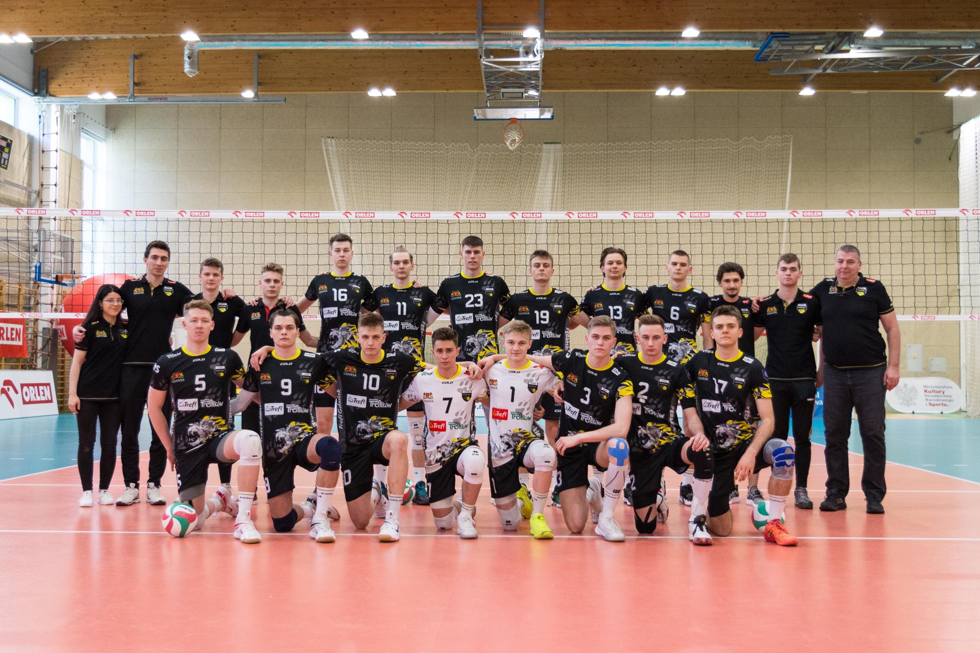 Trefl Gdańsk (MMP półfinał Juniorów Grupa 3 sezon 2020/2021)