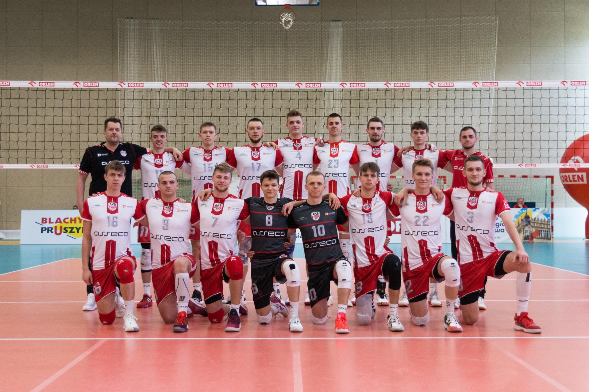 AKS V LO Rzeszów (MMP półfinał Juniorów Grupa 1 sezon 2020/2021)
