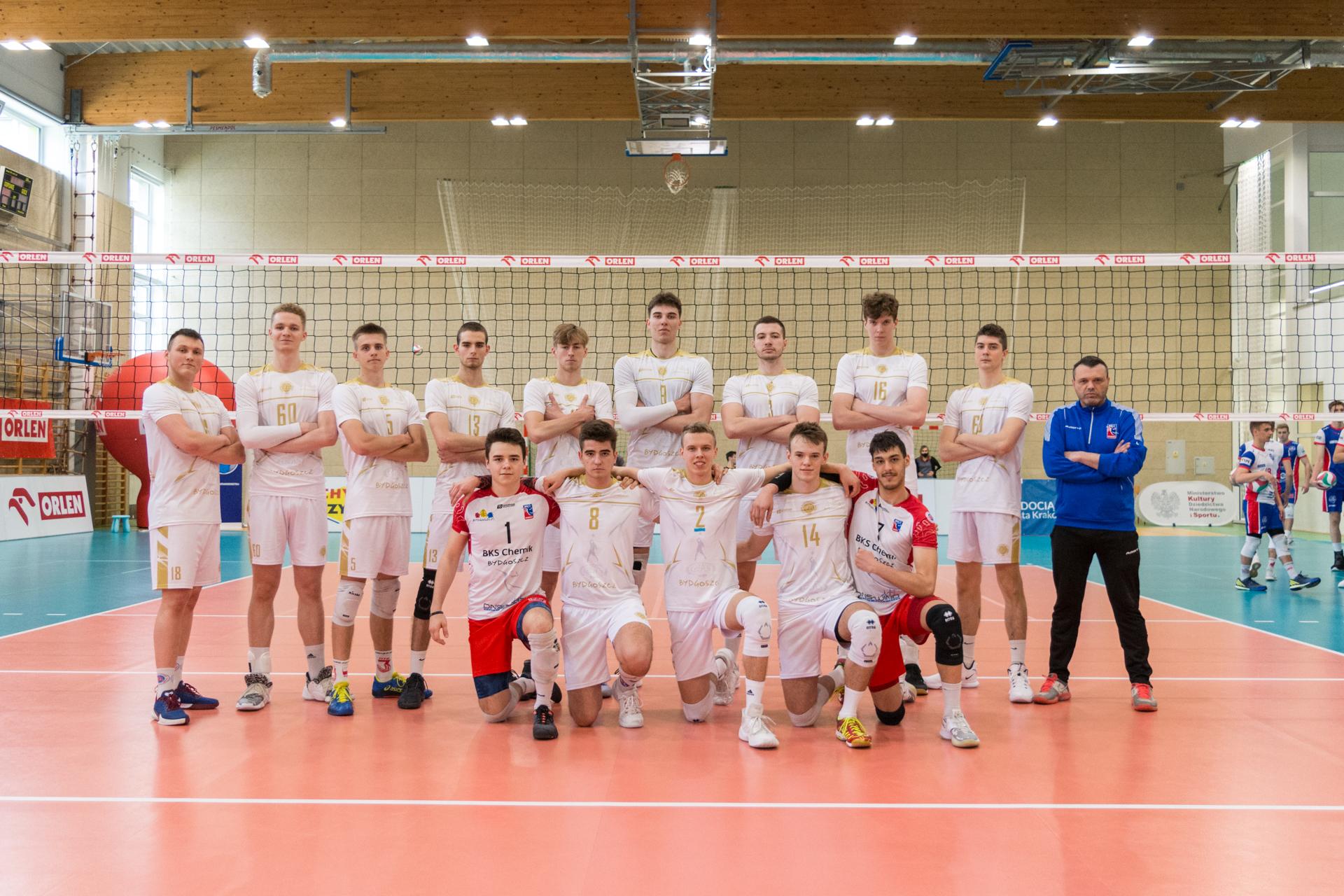 BKS Chemik Bydgoszcz (MMP półfinał Juniorów Grupa 2 sezon 2020/2021)