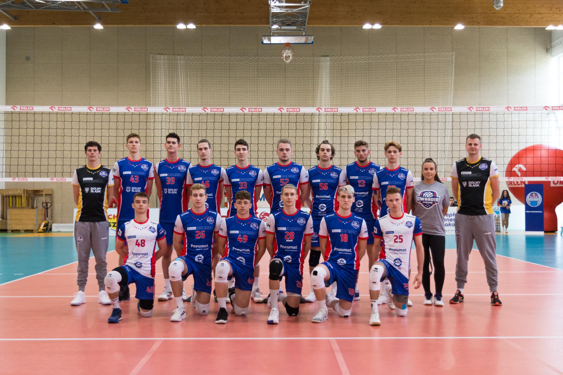 Gwardia Wrocław Academy (MMP półfinał Juniorów Grupa 4 sezon 2020/2021)