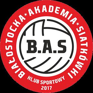 KS BAS Kombinat Budowlany Białystok Logo