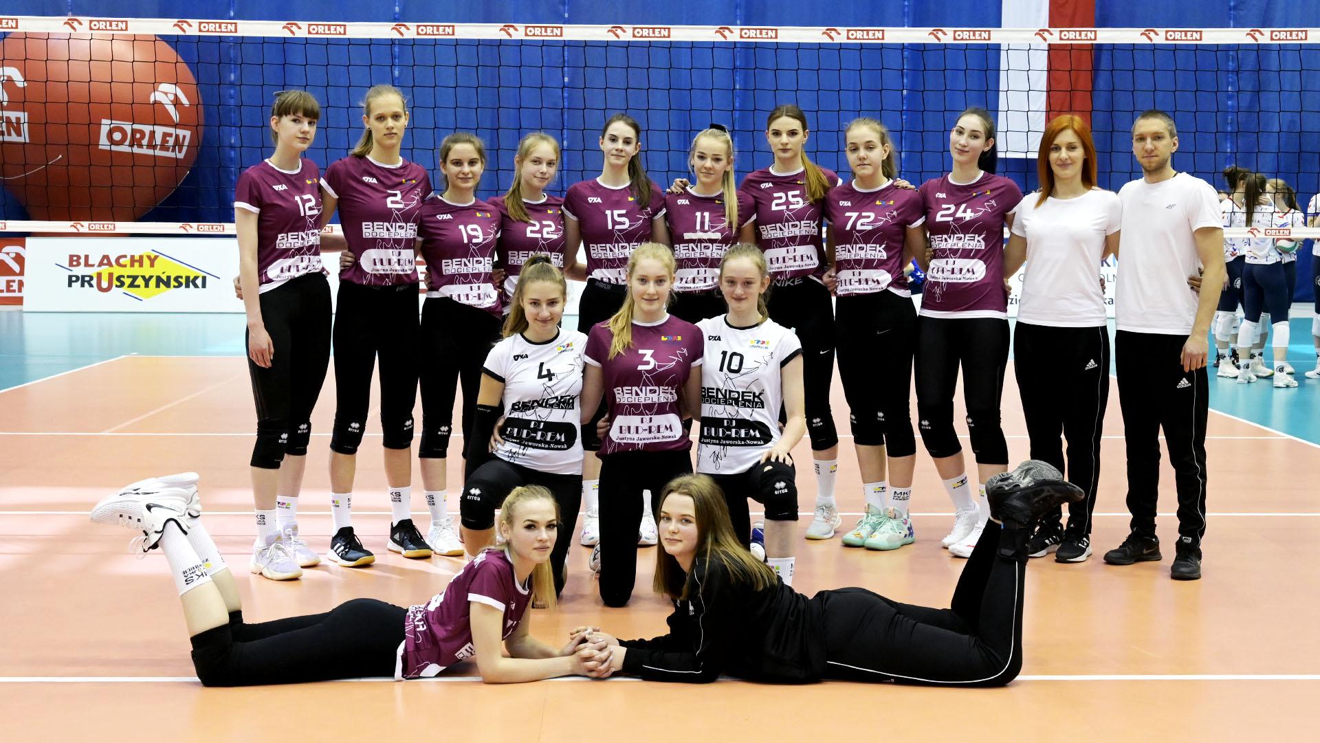 MKS Dwójka Zawiercie (MMP Finał Juniorek Młodszych Grupa A sezon 2020/2021)