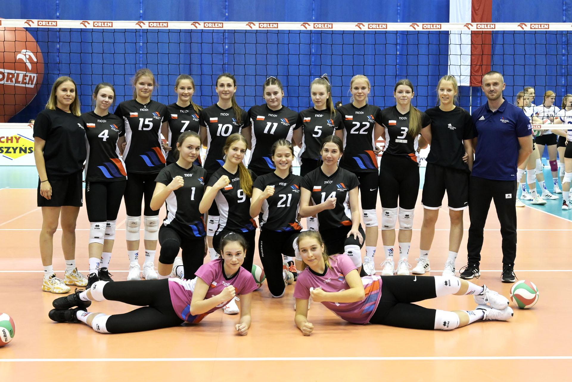 TS Stal Śrubiarnia ŻAPN Żywiec (MMP Finał Juniorek Młodszych Grupa B sezon 2020/2021)