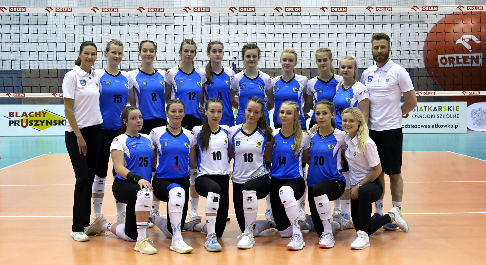 SMS Solna Wieliczka (MMP Finał Juniorek Młodszych Grupa B sezon 2020/2021)