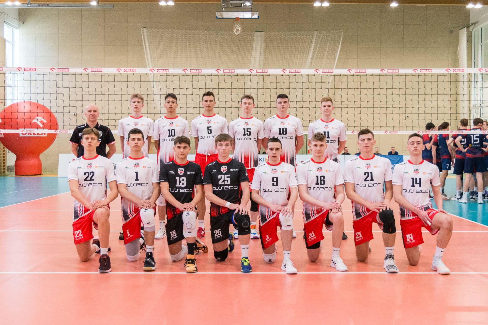 AKS V LO Rzeszów (MMP Finał Juniorów Młodszych Grupa A sezon 2020/2021)