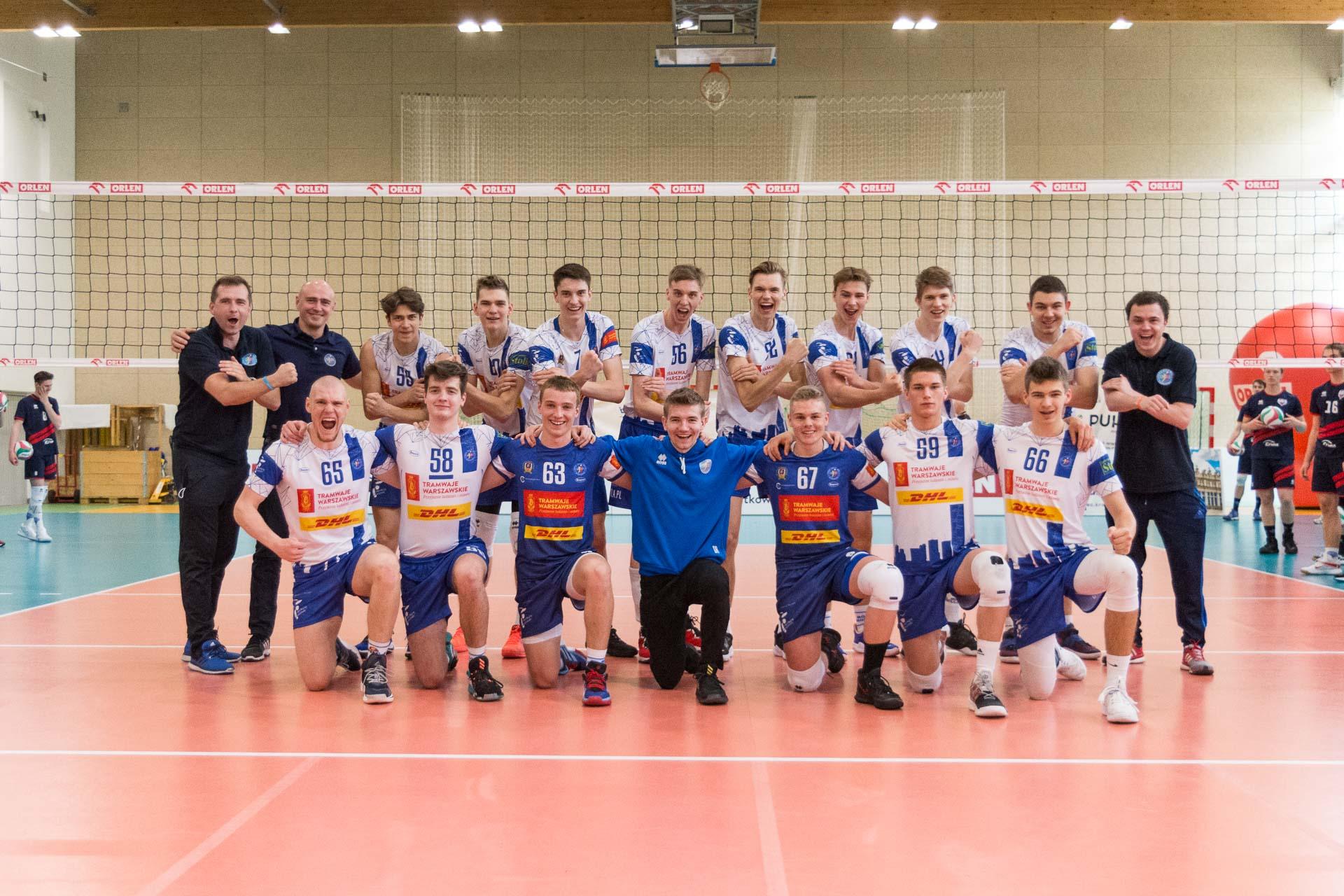UMKS MOS Wola Warszawa (MMP Finał Juniorów Młodszych Grupa A sezon 2020/2021)