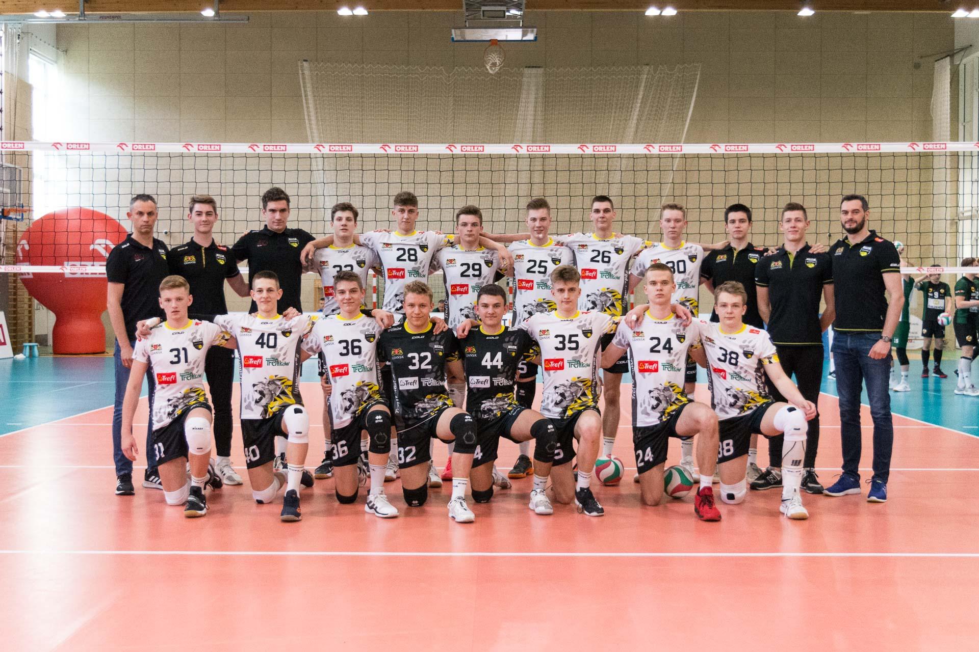Trefl Gdańsk (MMP Finał Juniorów Młodszych Grupa B sezon 2020/2021)