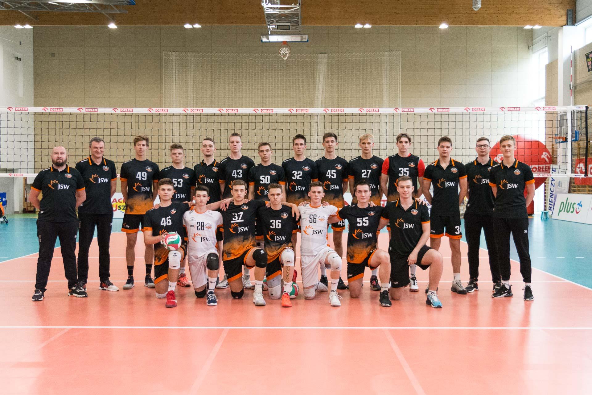 Jastrzębski Węgiel (MMP Finał Juniorów Młodszych Grupa B sezon 2020/2021)