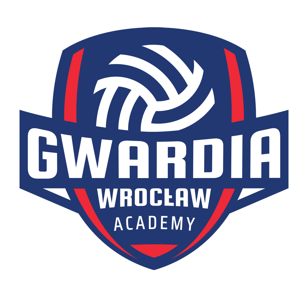 Gwardia Wrocław Academy Logo