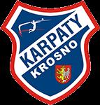 Karpaty PWSZ Krosno Glass Logo
