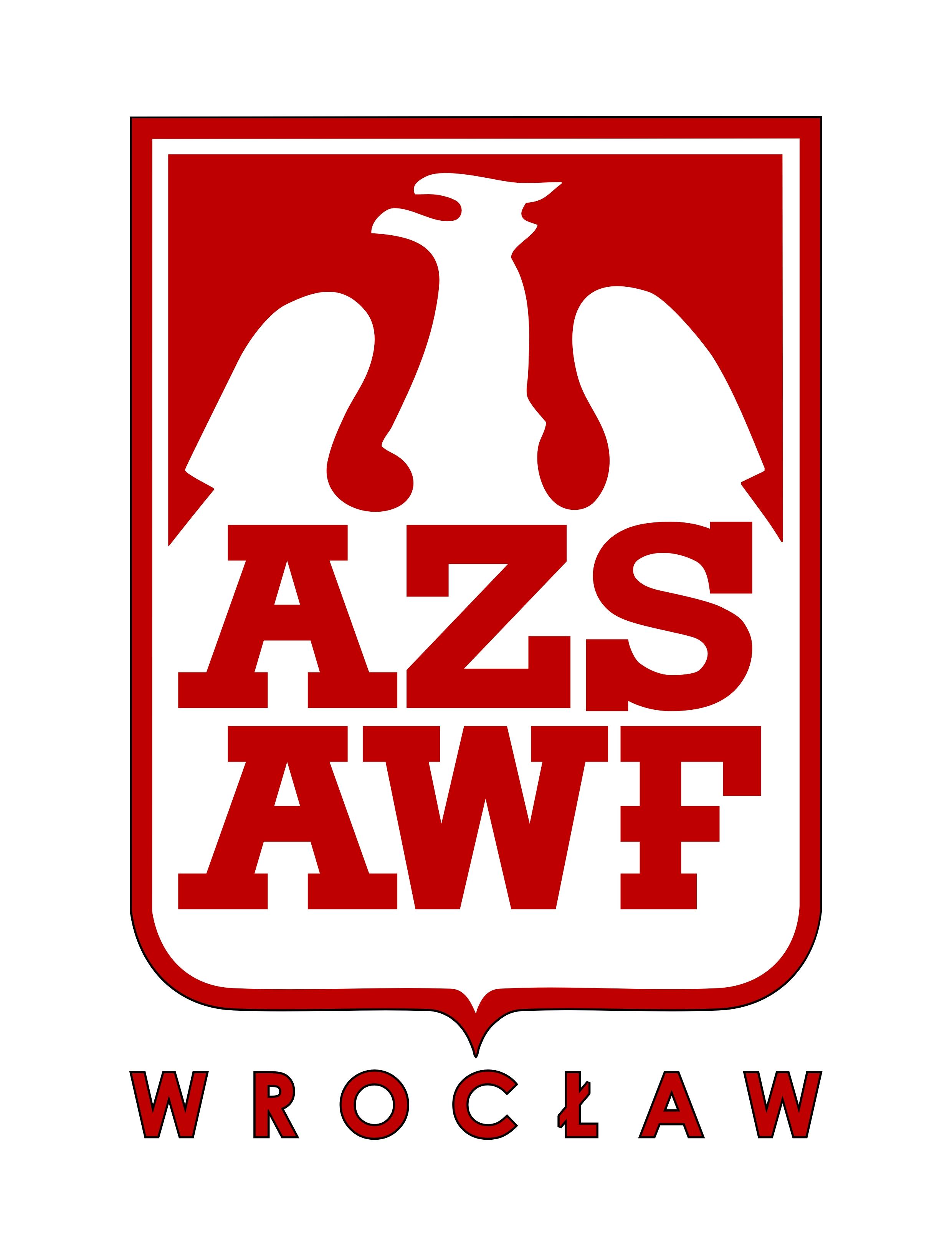 AZS AWF Wrocław Logo