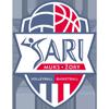 MUKS Sari Żory Logo